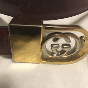 Gucci Accessories - Vintage Gucci belt thin